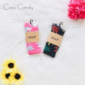 🆕 HUF Socks / 2 Pack